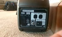 black and gray portable generator Downey, 90242