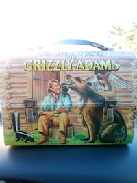 1977 Grizzly Adams lunch box La Plata, 20646