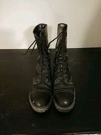 ww2 reproduction jump boots