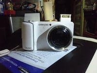 white Samsung point-and-shoot camera Inglewood