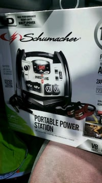 Portable power box....