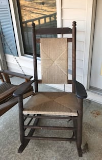 Two Cracker Barrel Classic Rocking Chairs! $95 each.