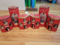 Vintage Coca Cola collector tins Winnipeg, R3M 3G9