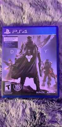 PS4 Destiny The Taken King case O'Fallon, 63366