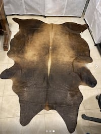 Premium Brazilian Cow Hide Rug