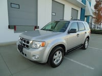 2009 Ford Escape XLT 4WD AUTOMATIC LOCAL JUST MINT 130,000KM! NEW WESTMINSTER, V3M 0G6