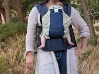 Kinderpack baby carrier / Toddler / new never used , they sell for $169.00 USD plus tax and shipping don't delay Toronto, M5V 2X5