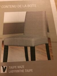 4 Dinning Chairs Laval, H7W 4G3