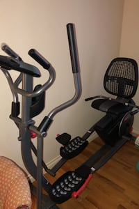 Stationary Bike/elliptical