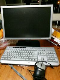 "Monitor Dell 15"" + Keyboard + Mouse Combo Toronto, M6B"