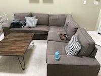 3 piece sectional sofa! Alexandria, 22315
