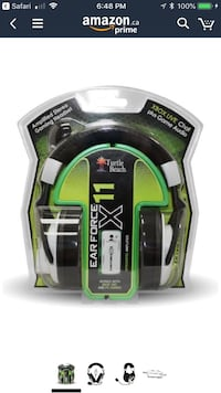 Turtle Beach Earforce x11 Headset Burlington, L7L 6L3