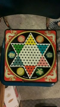 1950s vintage Hop China Chinese checkers Lancaster, 43130