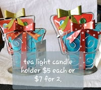 CANDLE HOLDERS 2372 mi