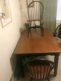 Table 6 chairs Dundalk, 21222
