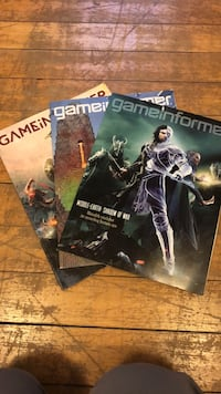 Older  Copies of Game Informer Rockville, 20850