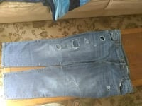 SIZE 18 JEANS- faded glory  Erie
