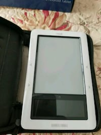 white tablet computer with black case Waynesville, 65583