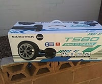 Swagtron t580 used only twice  Phoenix, 85017