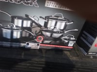 stainless steel cookware set box Scugog