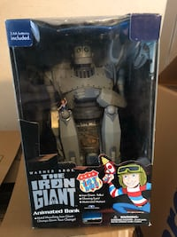 Iron giant toy  null
