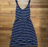 Old navy tank dress medium (blue and white)  Richardson, 75081