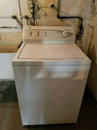 white top-load clothes washer Port Washington