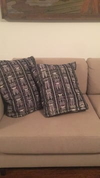Pair of NEW Guatamalan jaspe pillows WITH  down filler Los Angeles, 90031