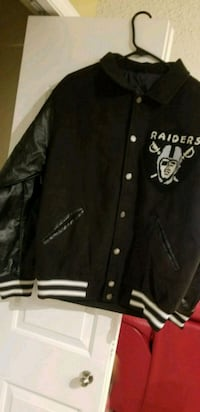 NFL Raiders sport jacket new Edmonton, T5Y 0K8