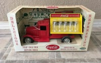 Nice Coca Cola Truck With Glass Bottles El Paso, 79938