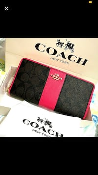 black Gucci leather long wallet collage Changi, 508769
