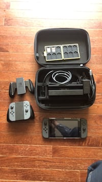 Nintendo Switch w/ accessories and lots of games  Woodbridge, 22191