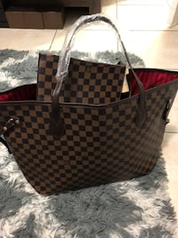Damier Ebene Louis Vuitton tote bag Tampa, 33634