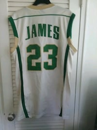 Lebron James real authentic high school jersey Charleston, 25314