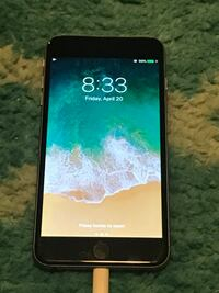 Apple iPhone 6 Plus 64gb space gray factory unlocked  Malden, 02148