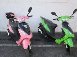 Scooters & Scooter Accessories