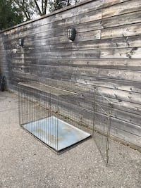 Heavy Duty Metal Dog Crate  Toronto, M6S 3Z9