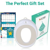 Potty Training Seat for Boys & Girls Fits Round an Toronto