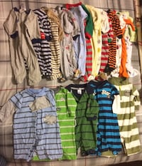 0-3 month baby boy cloths Athens