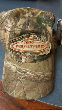 Realtree Cano hat Palm Coast