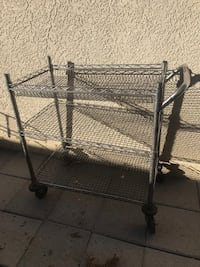 Stainless steel cart Reno, 89521