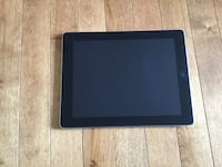 "Apple iPad 4 w/ Wi-Fi (A1458) - 16GB - 9.7"" SCREEN, like new The Nation / La Nation, K0A 2M0"