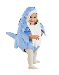 Shark Halloween Costume size: 18-24m Woodbridge, 22192