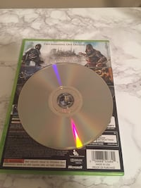 Xbox 360 Assassin's Creed Revelations game case Fairfax, 22031