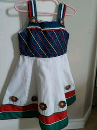 Beautiful Girls dress 5T Airdrie, T4A
