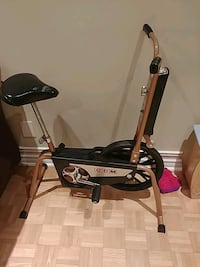 black and gray stationary bike Brossard, J4Y 1P9