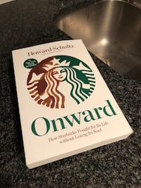 Onward (Howard Schultz) Toronto, M5S 0A4