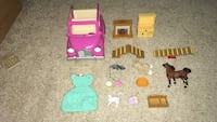 Toys/ Assorted doll  furniture/Dollhouse Olney, 20832