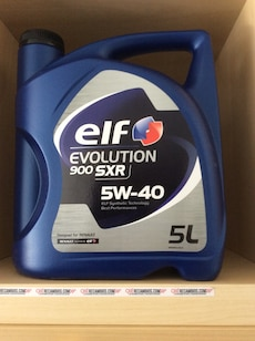 Elf Evolution 900 XR 5W-40