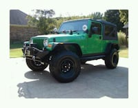 04 Jeep Wrangler Clean title Washington